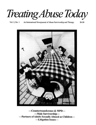 Treating Abuse Today: Vol 2, No 1 Thumb